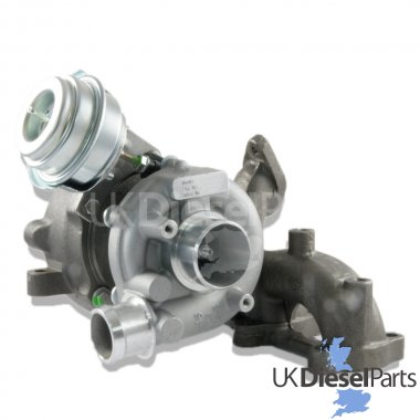 Turbocharger 454232-5011S - Brand New Unit