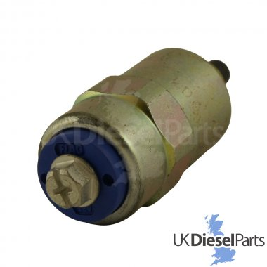 Stop Solenoid 12V - 7167-620A - Fits Multiple Applications