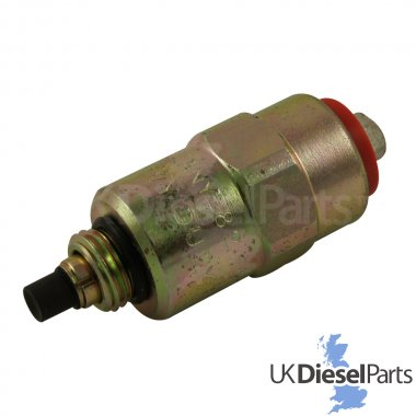 Stop Solenoid 24V - 7180-49A - Fits Multiple Applications
