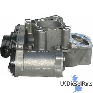 EGR Valve (Exhaust Gas Recirculation) 8200797706