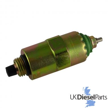 Genuine Delphi Stop Solenoid 12V - 9108-073A - Fits Multiple Applications