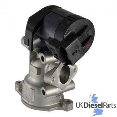 Delphi EGR Valve (Exhaust Gas Recirculation) EG10396-12B1